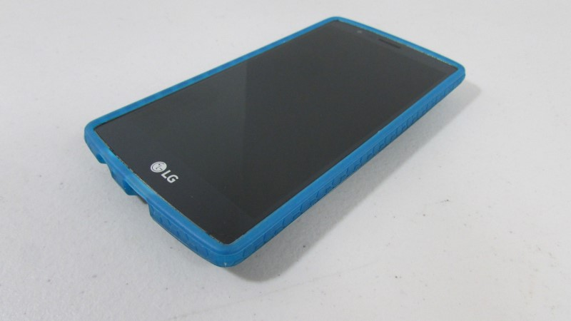 SPRINT 32GB LG BLACK LEATHER SMART PHONE LS991