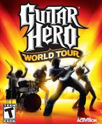 SONY PS3 GUITAR HERO WORLD TOUR