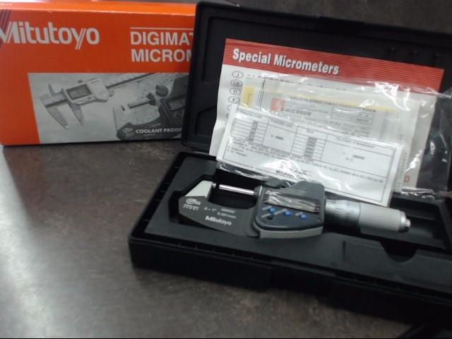 MITUTOYO Miscellaneous Tool 293-344