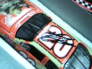 ACTION RACING COLLECTABLES Toy Vehicle TONY STEWART