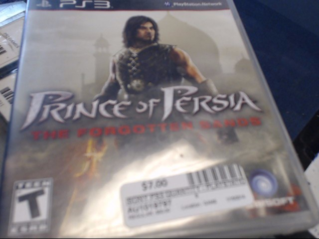 SONY PS3 PRINCE OF PERSIA