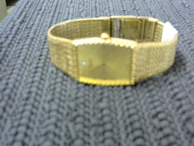 Lady's Diamond Fashion Ring .10 CT. 10K Yellow Gold 3.94g