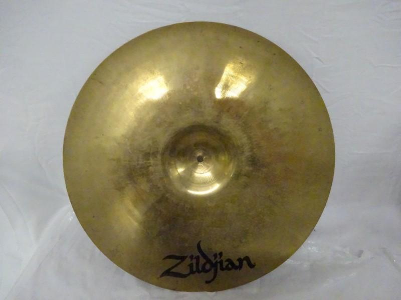 """ZILDJIAN Cymbal A CUSTOM 20"""" RIDE"""