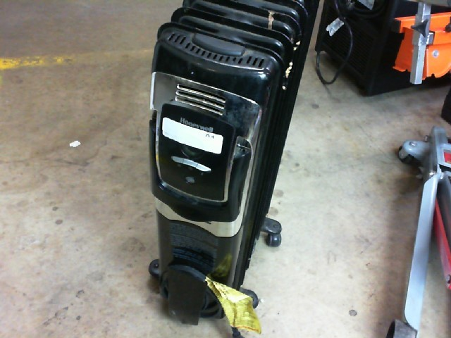 """HONEYWELL """"One of a kind"""" AIR HEATER"""