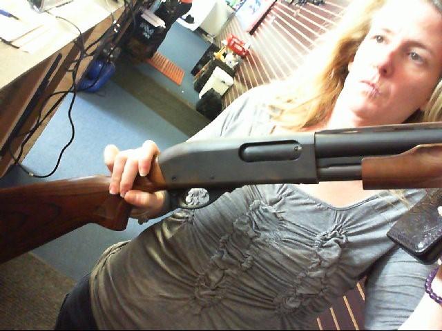 REMINGTON FIREARMS Shotgun 870