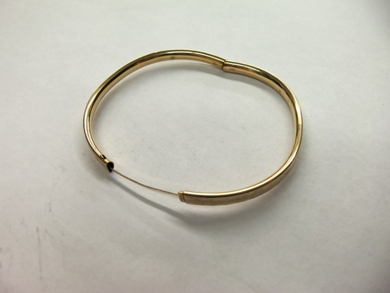 Gold Bracelet 10K Yellow Gold 4.2g