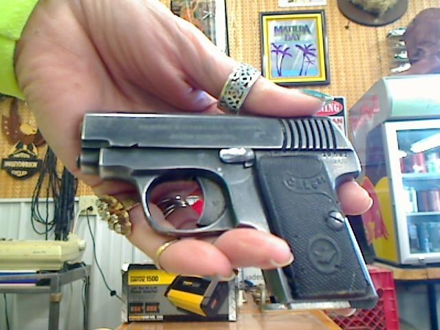 PISTOLET Pistol RIOMPHE ACIER