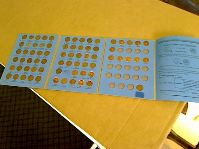 LINCOLN HEAD CENT COLLECTION STARTING 1941 Number Two