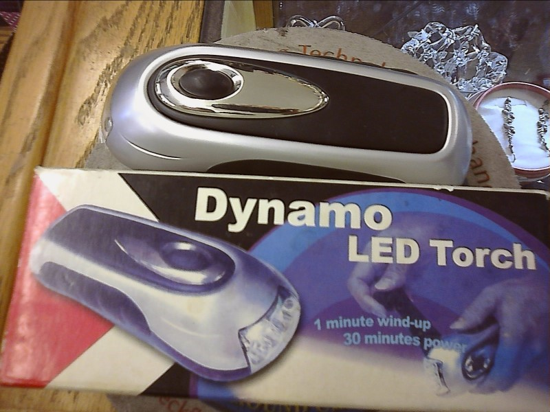 DYNAMO Miscellaneous Tool EASTMAN SURVIVAL FLASHLIGHT