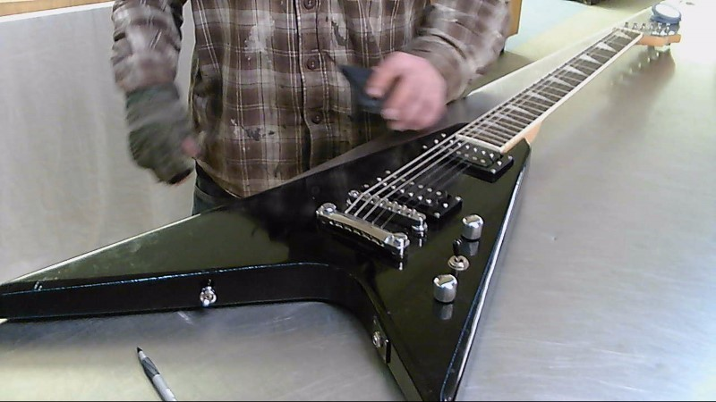 DELTATONE Electric Guitar ELECTRIC GUITAR - STRAT STYLE