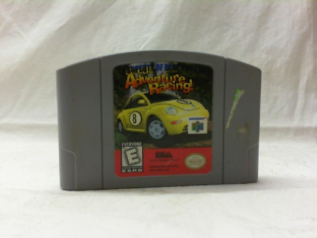 Beetle Adventure Racing (Nintendo 64, 1999) N64 - FREE FAST SHIPPING
