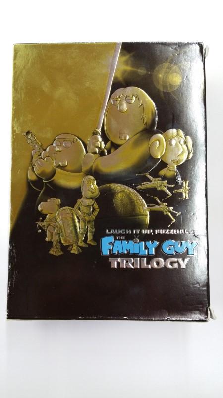 Family Guy - Star Wars Trilogy 3 Disc Set