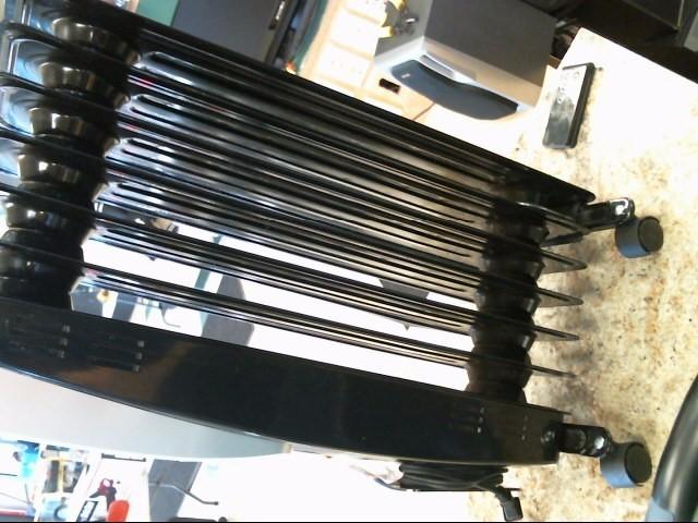 PELONIS Heater 7 FIN IRG ROOM RAD HEATER