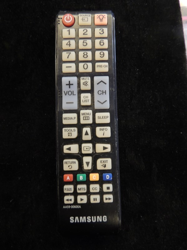 Samsung AA59-00600A Original TV Remote Control LED HDTV - WORKING