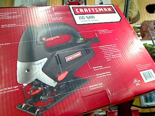 CRAFTSMAN Jig Saw JIGSAW 92190