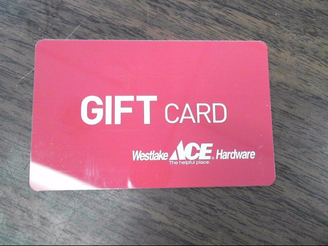 ACE HARDWARE Gift Cards GIFT CARD