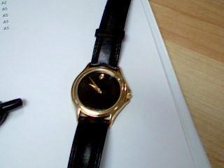 MOVADO Gent's Wristwatch 87-E4-0863
