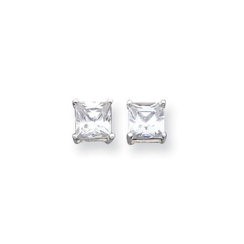 Silver Earrings 925 Silver 1.5g