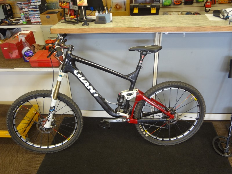 GIANT BICYCLES BICYCLE TRANCE X SL 0