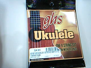 GHS STRINGS Musical Instruments Part/Accessory H-10