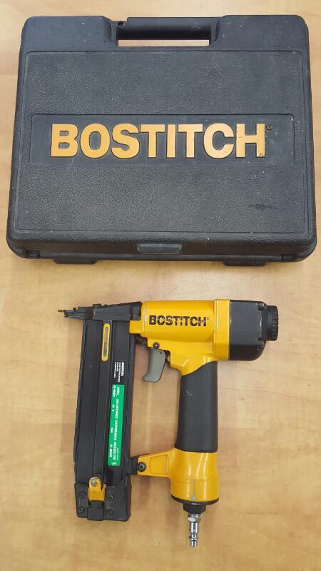 BOSTITCH Brad Nailer  18ga SB-1850BN w/Case