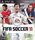 SONY Sony PlayStation 3 Game PS3 FIFA 11