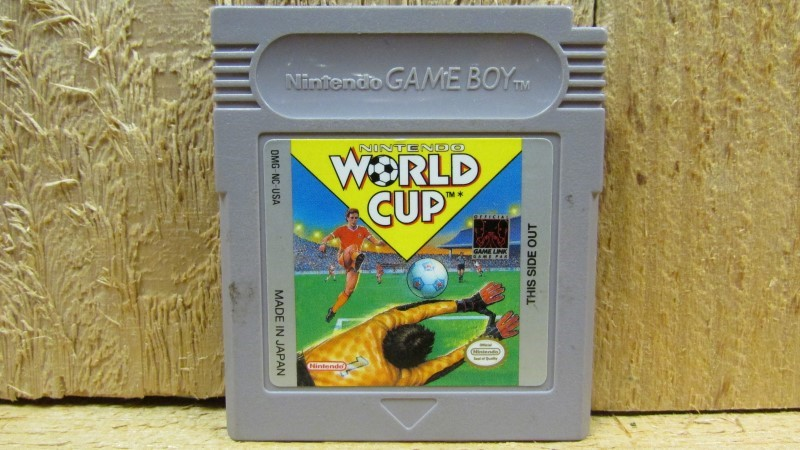 NINTENDO Vintage Game WORLD CUP