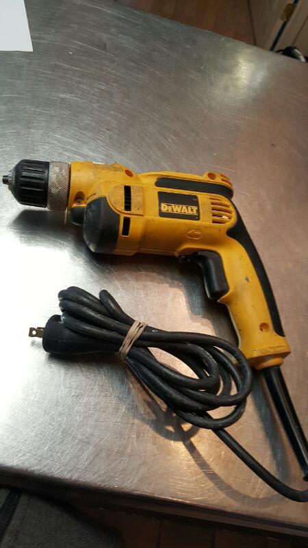 DEWALT Corded Drill DWD110