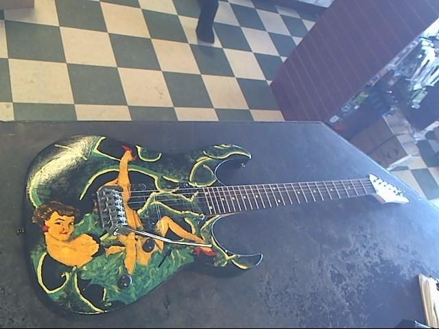 IBANEZ Electric Guitar RG 120