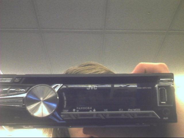 JVC Car Audio KDR650