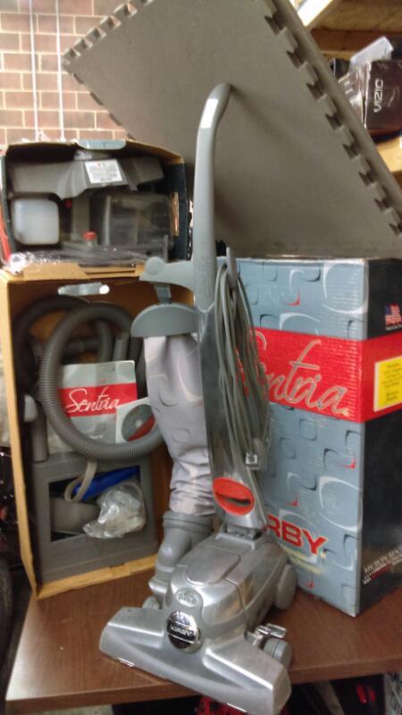 Kirby Sentria G10D Vacuum Cleaner