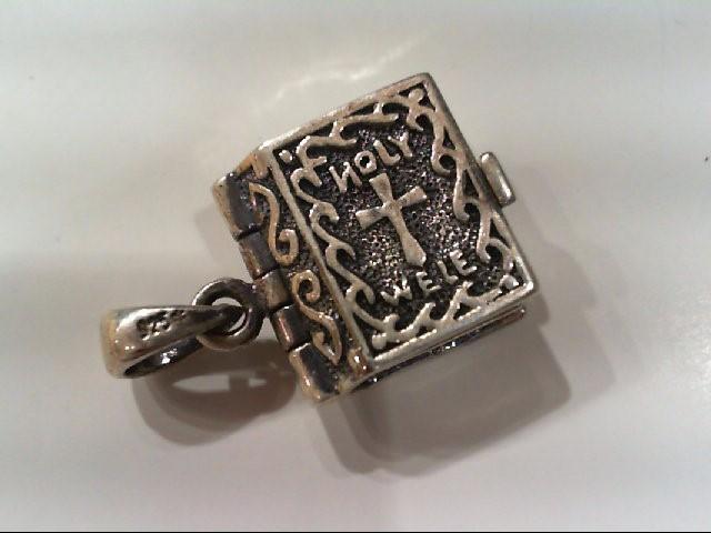 Silver Charm 925 Silver 4.8g