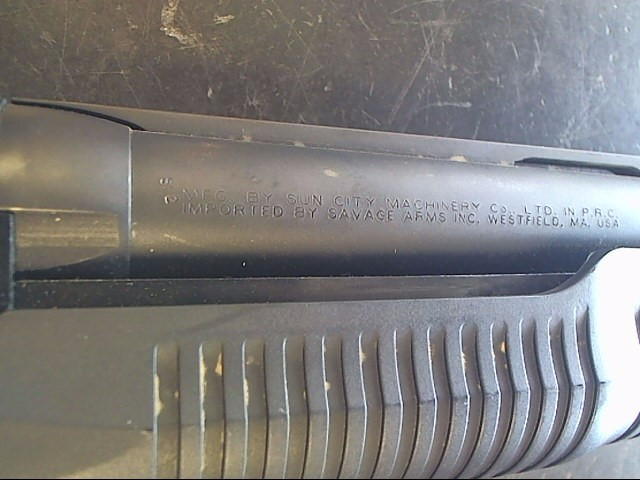 SAVAGE ARMS Shotgun STEVENS 320 PUMP (19490)