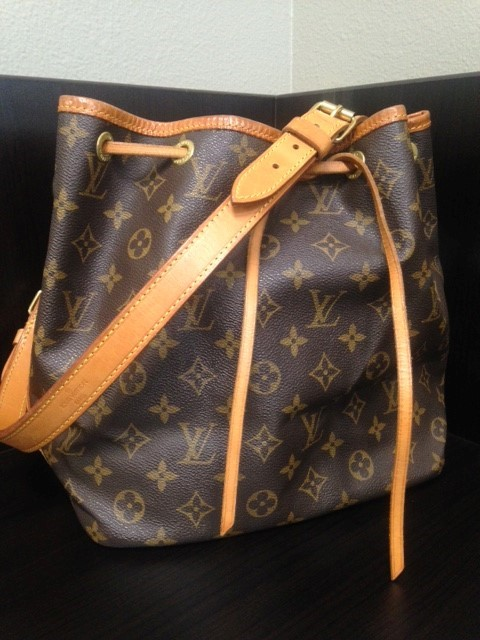 LOUIS VUITTON Handbag MONOGRAM PETIT NOE