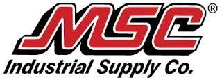 MSC INDUSTRIAL SUPPLY