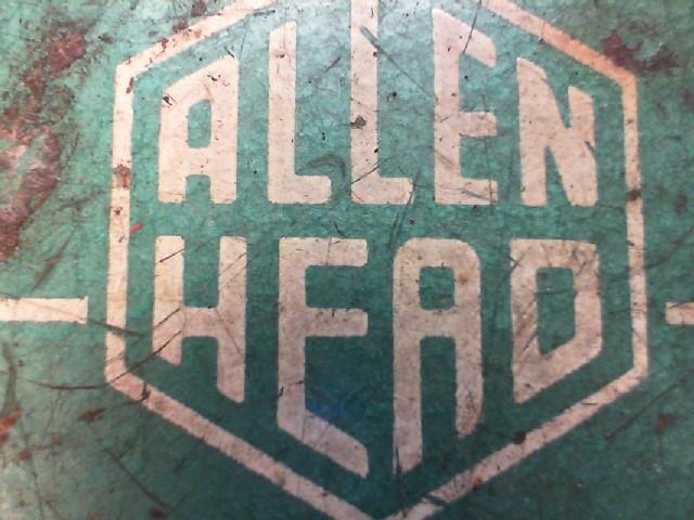 ALLEN HEAD