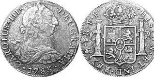 18TH CENTURY SHIPWRECK SILVER COIN