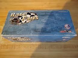 RACE FANS COLLECETIBLE
