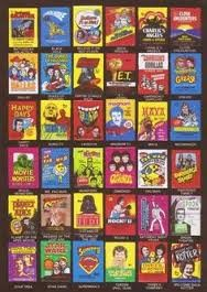 Vintage/Antique Toys TRADING CARDS