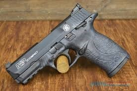 SMITH & WESSON Pistol M&PC 22 TALO KRYPTEK