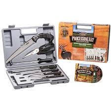 EASTMAN OUTDOORS Hunting Knife PROCESSING KIT