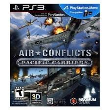 SONY Sony PlayStation 3 Game AIR CONFLICTS PACIFIC CARRIERS