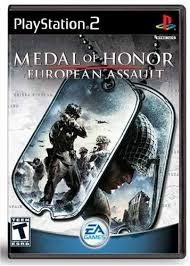 SONY Sony PlayStation 2 Game MEDAL OF HONOR: EUROPEAN ASSAULT (2005)