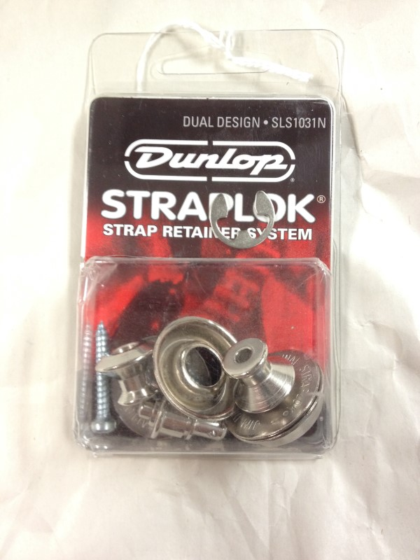 DUNLOP Electronic Instrument STRAPLOK