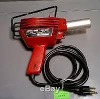 MASTER-MITE Cement Heat Gun 10008