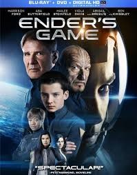 BLU-RAY MOVIE Blu-Ray ENDER'S GAME