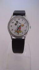 LORUS Gent's Wristwatch MICKEY MOUSE WATCH 515-6000