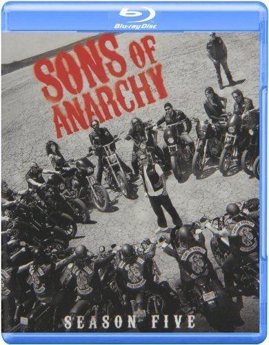 DVD BOX SET DVD SONS OF ANARCHY SEASON 5