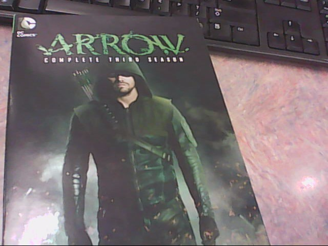 DVD BOX SET ARROW THE COMPLETE THIRD SEASON