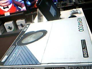 KENWOOD Car Speakers/Speaker System BN-KFCW12PS